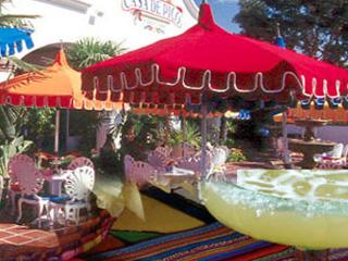 Casa de Pico Mexican Restaurant Umbrellas