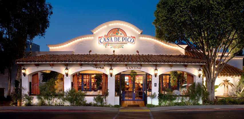San Diego Best Mexican Restaurant The Casa De Pico Blog