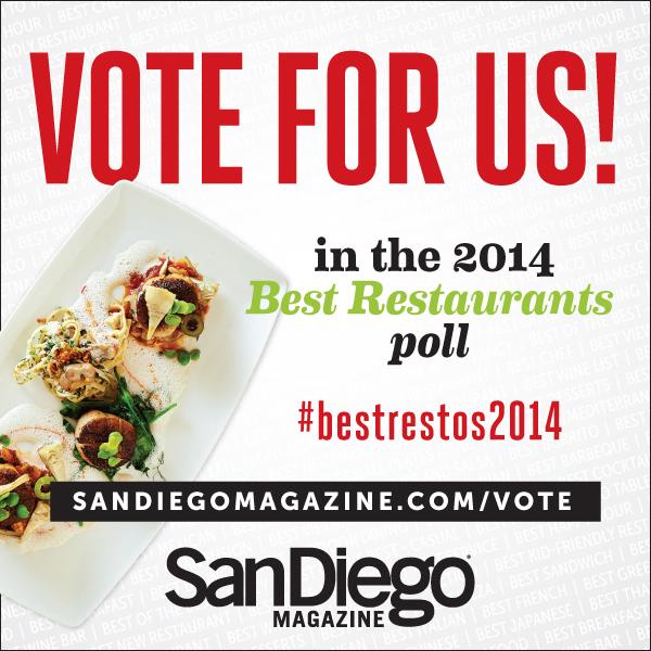 Best Restaurants 2014
